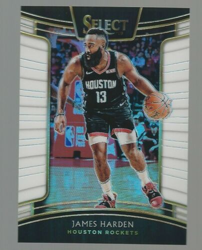 2018 Panini Select James Harden White /149 #51