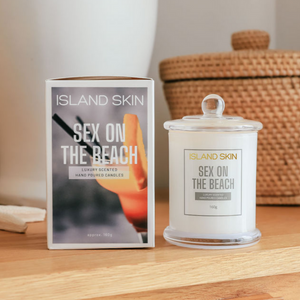 SEX ON THE BEACH - LUXURY SCENTED CANDLE