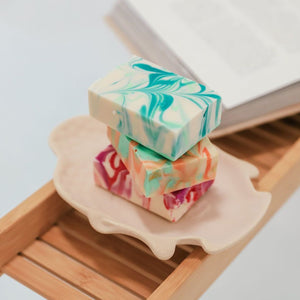 COCONUT & LIME - MOISTURISING VEGAN SOAP
