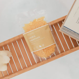 CALM & CREATIVITY - BATH SOAK