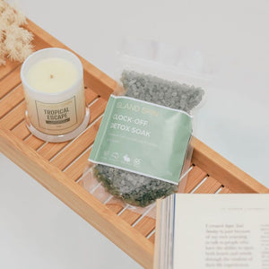 CLOCK-OFF DETOX - BATH SOAK