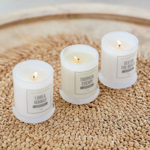 3 PACK BUNDLE - LUXURY SCENTED CANDLE