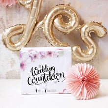 Load image into Gallery viewer, The Wedding Countdown Box ™