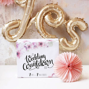 The Wedding Countdown Box ™
