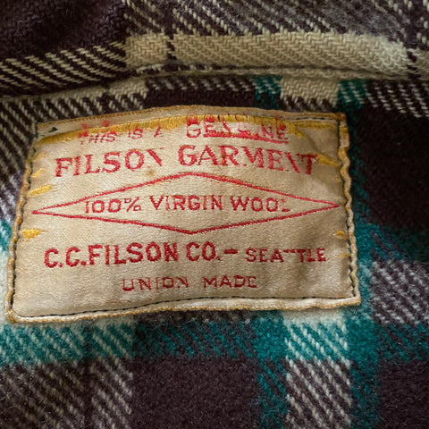 Filson Union Made Tag