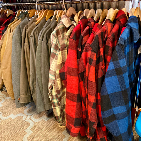 Old Timer's Closet Vintage Filson Collection
