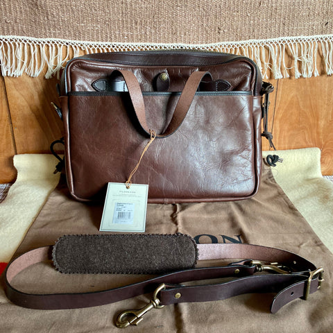 Filson Weatherproof Original Briefcase New With Tags