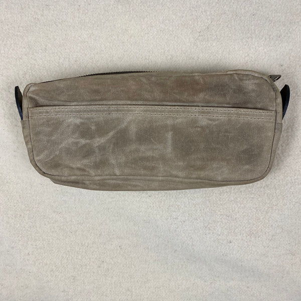 Alternate View of Filson Mini Dop Kit Toiletries Bag Soy Wax Finished Style 70316