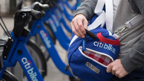 Check out the Citi Bike Limited Edition Commuter Bag