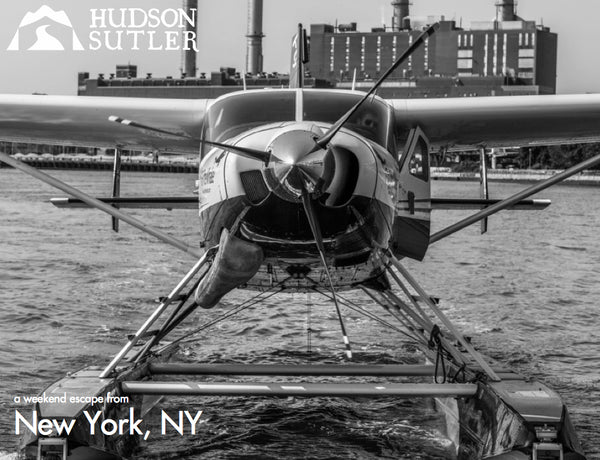 Hudson Sutler a Weekend Escape From NYC