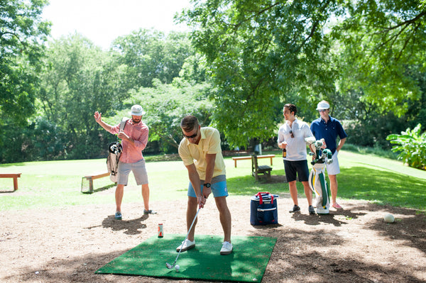 Hudson Sutler Austin Guide - Pitch and Put
