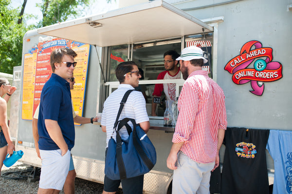 Hudson Sutler Austin Guide - Torchy's Taco Truck