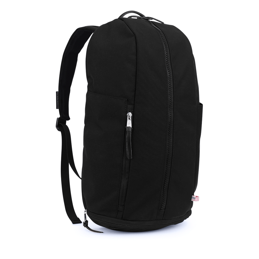 Commuter Backpack- Flatiron Black