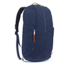 Nylon Commuter Backpack- Navy/Navy