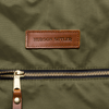 Heritage Weekender Duffel - Olive Green - Hudson Sutler - Made in USA