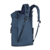 Nylon Cooler Backpack- Navy