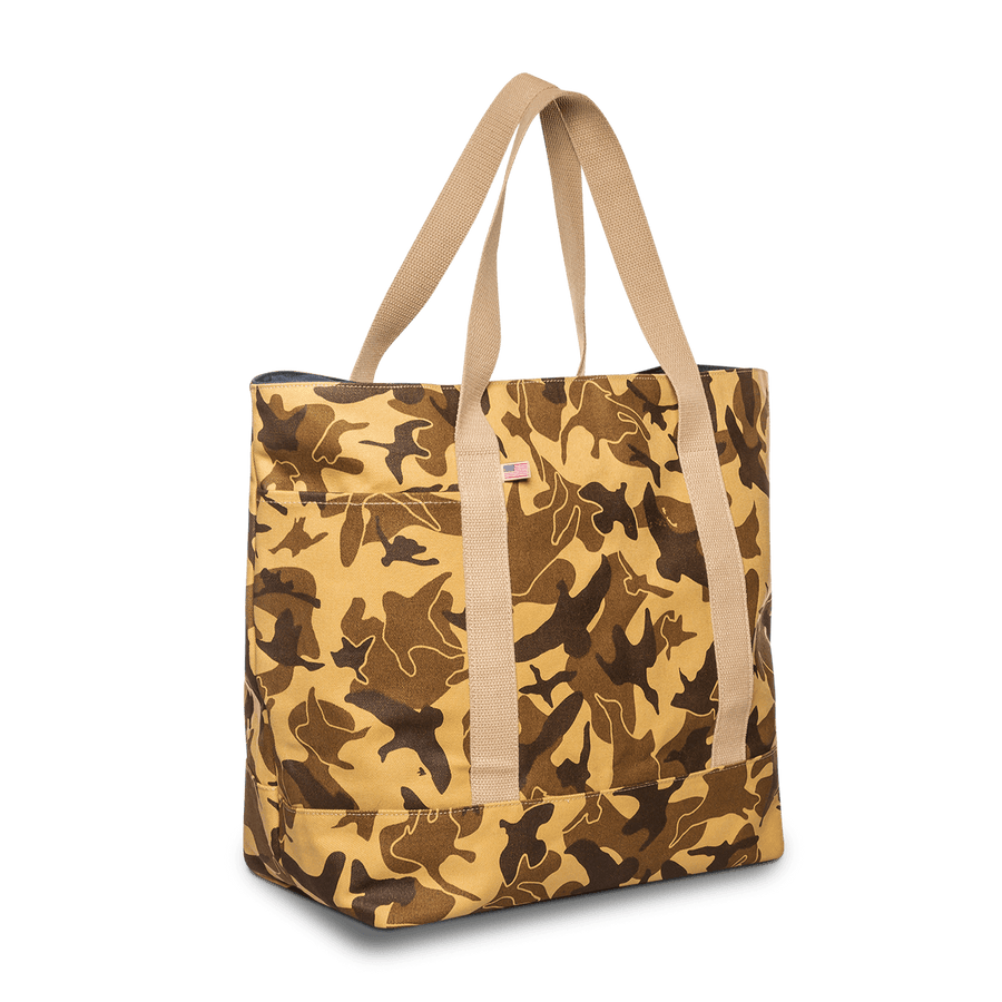 Ltd. Ed. On The Wing Camo Weekender Tote
