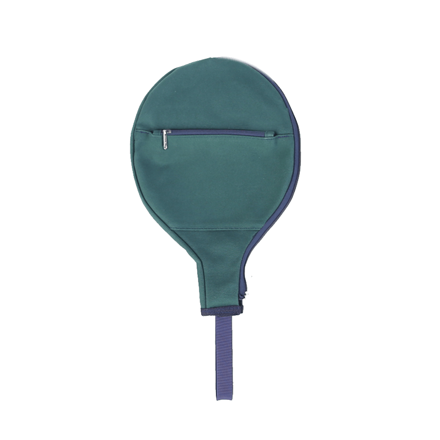 Paddle Racquet Cover- Hunter Green