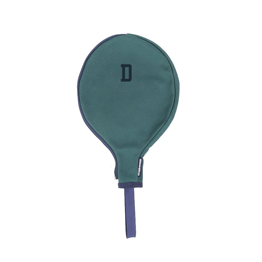 Paddle Racquet Cover 2.0 - Hunter Green