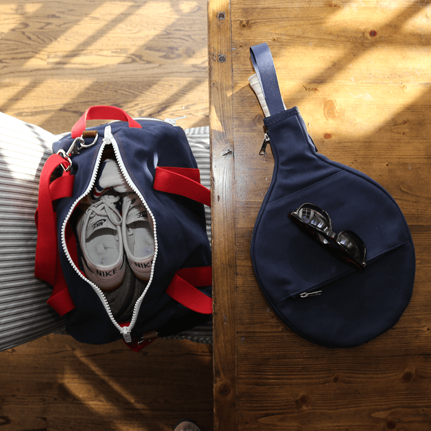 Paddle Racquet Cover 2.0 - Navy