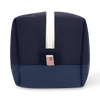 Canvas Toiletry Bag- Navy/Navy
