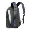 Nylon Daily Backpack- Grey
