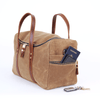 Heritage Commuter Duffel- Waxed Tan
