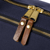 Heritage Weekender Duffel - Midnight Navy - Hudson Sutler - Made in USA