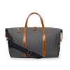 Heritage Weekender Duffel - Charcoal Grey - Hudson Sutler - Made in USA