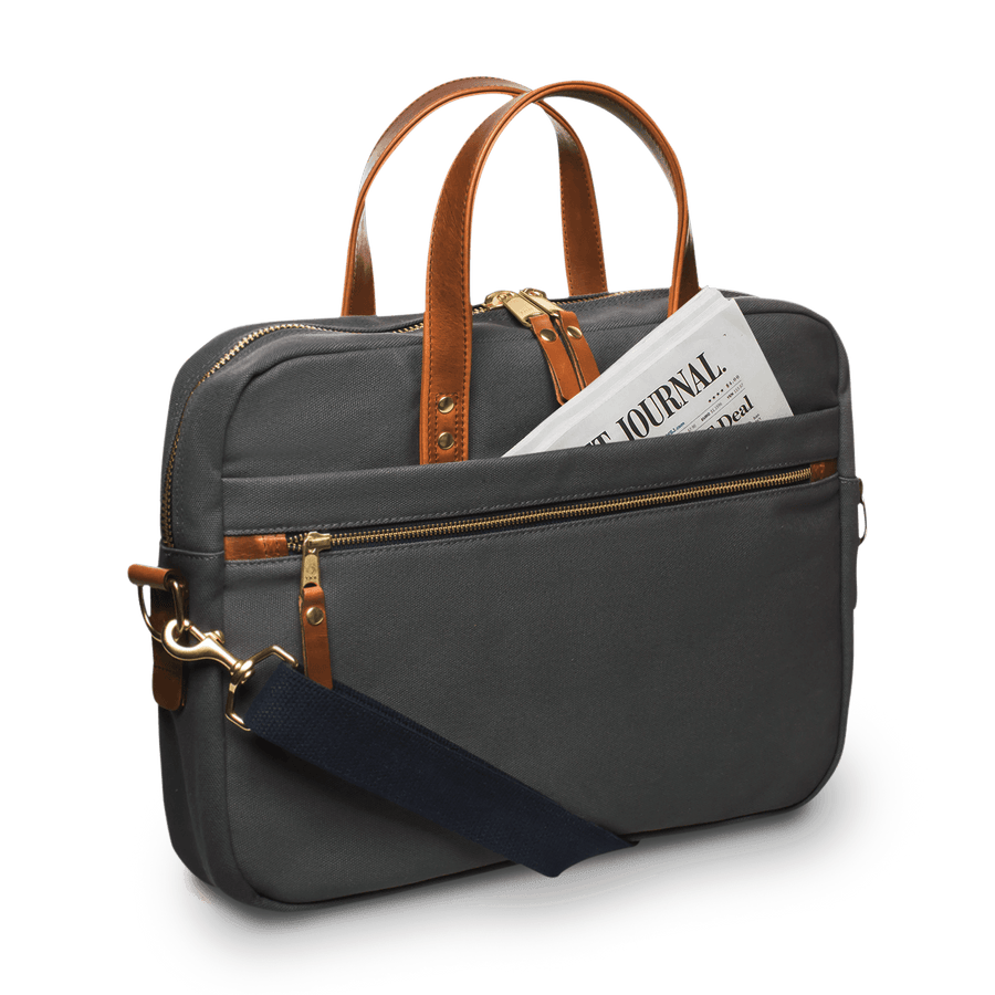 Heritage Brief - Charcoal Grey - Hudson Sutler - Made in USA
