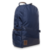 Nylon Daily Backpack- Navy/Navy