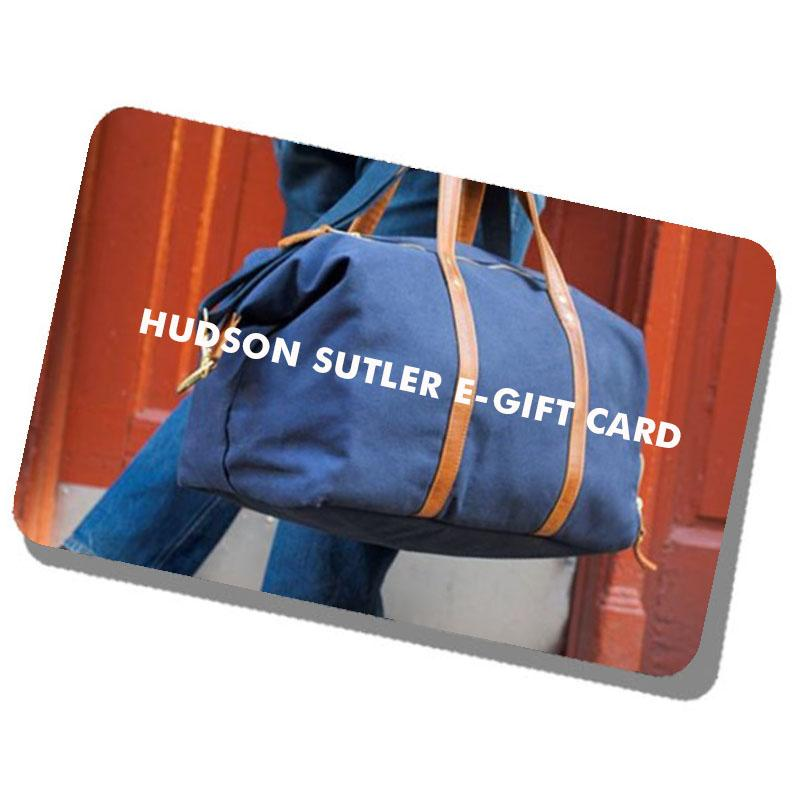 Hudson Sutler Gift Card - Hudson Sutler - Made in USA
