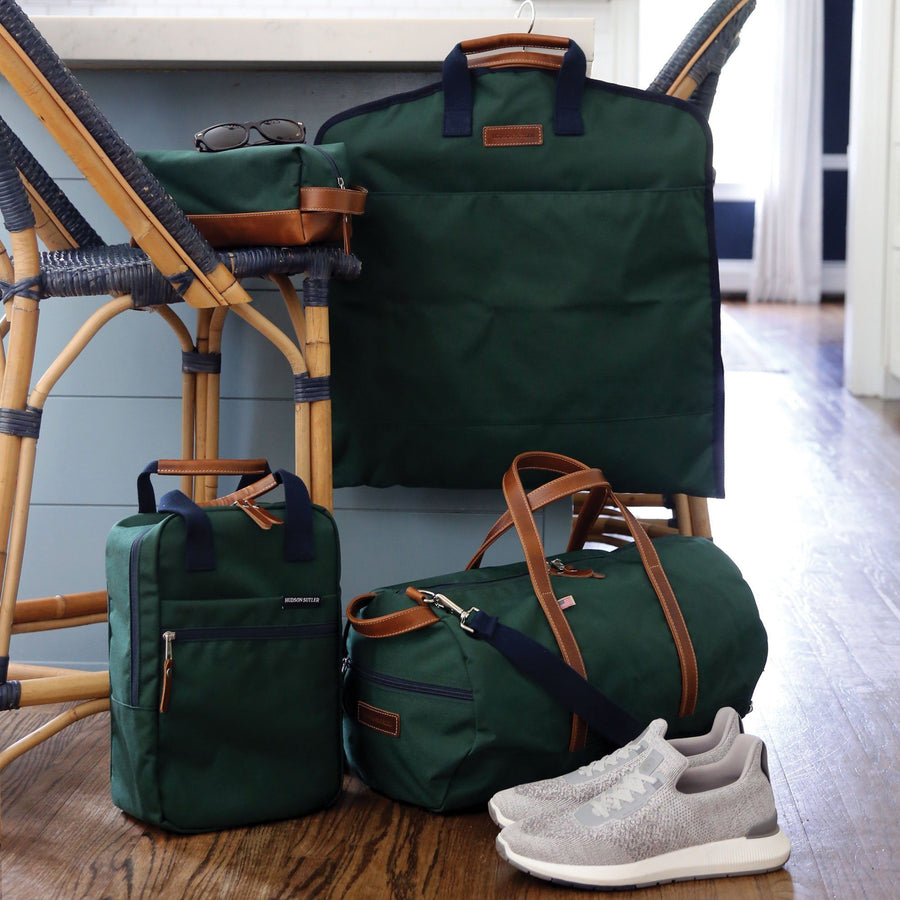 Hill Country Wayfarer Garment Bag - Hudson Sutler - Made in USA