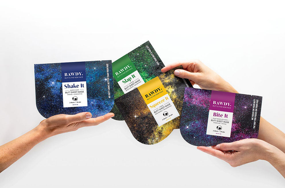 Galaxy Kit Butt Mask