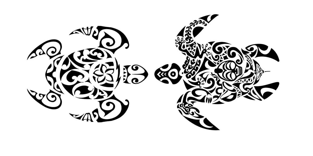 Polynesian Turtle  tattoo meaning