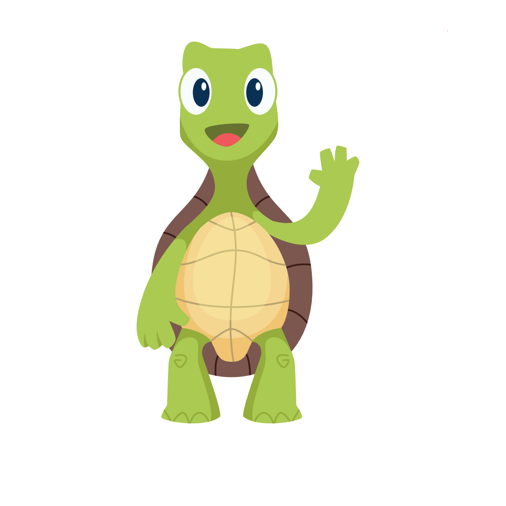 Urbe Turtle Store Character