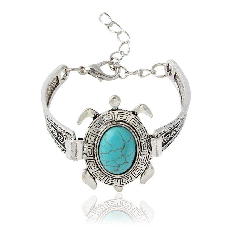 Antique Turtle Bracelet - Turtle Store