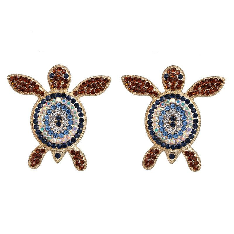 Antique Turtle Earring - Turtle Store