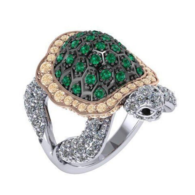 Bohemian Turtle Ring - Turtle Store