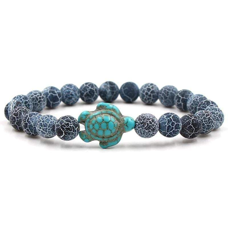 Cracking Color Turtle Bracelet - Turtle Store