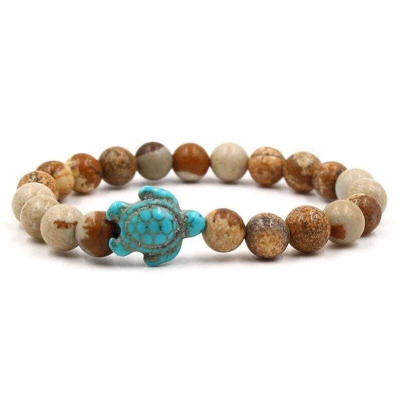 Earth Hawaiian Turtle Bracelet - Turtle Store