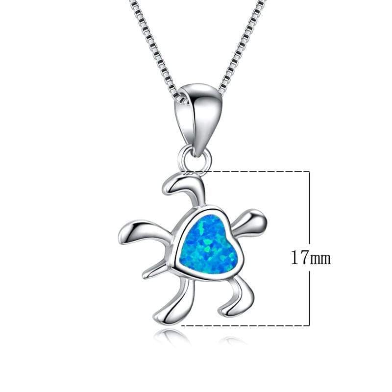 Effy Turtle Necklace Size