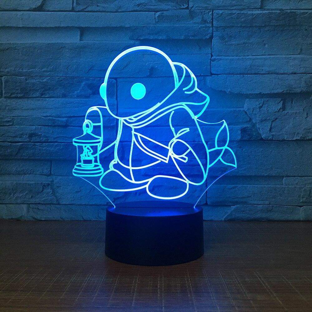 Turtle Night Light - Turtle Store