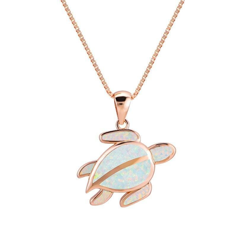 Harmlessness Turtle Necklace - Turtle Store