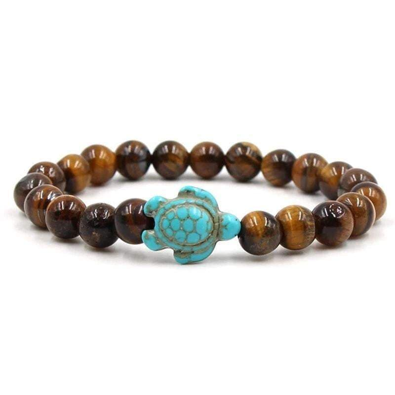 Hawaiian Wood Turtle Bracelet - Turtle Store
