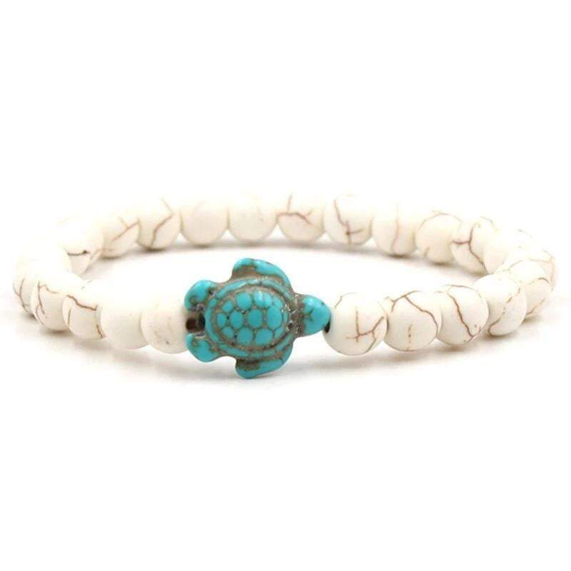 Ice Cream Hawaiian Turtle Bracelet - Turtle Store