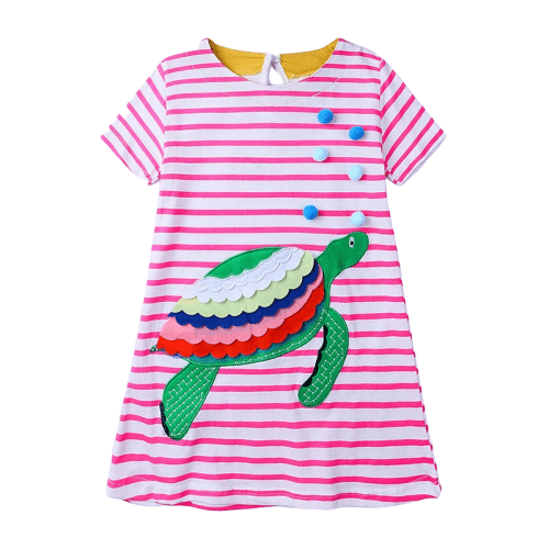 Red Turtle Dress - Turtle Store