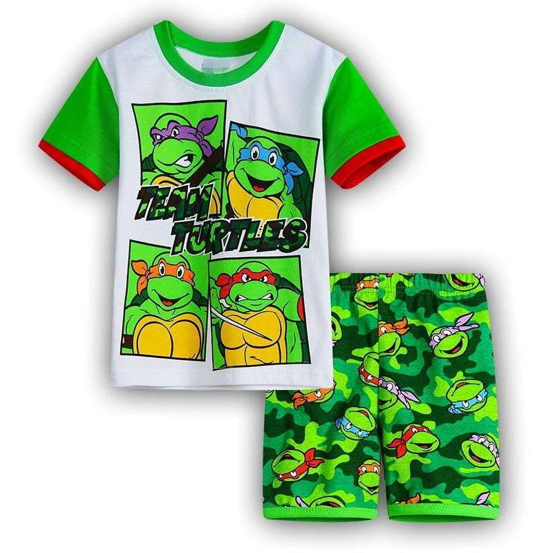 Team Turtle Pajama Set - Turtle Store