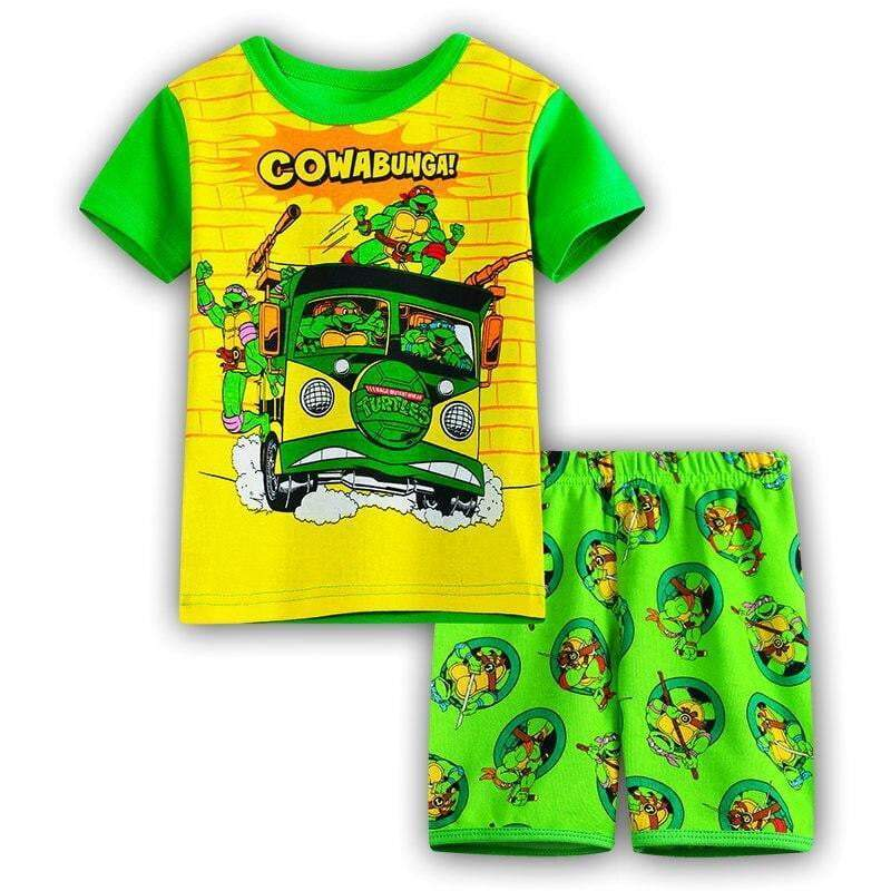 Teenage Ninja Turtle Pyjama Set - Turtle Store