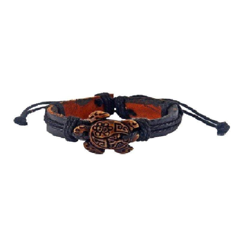 Tribal Turtle Bracelet (10pc) - Turtle Store